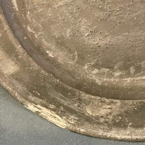 18th Century Pewter Charger image-3