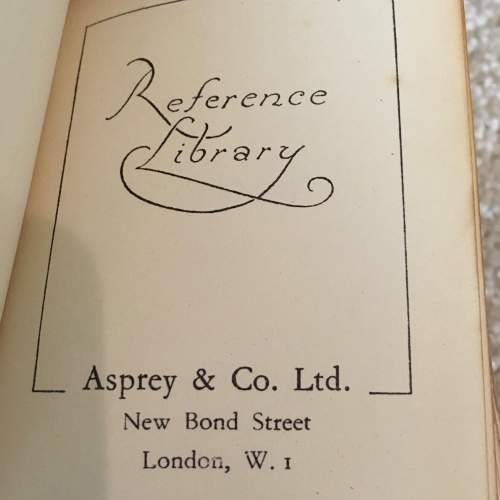 Asprey Desk Top Reference Library image-5