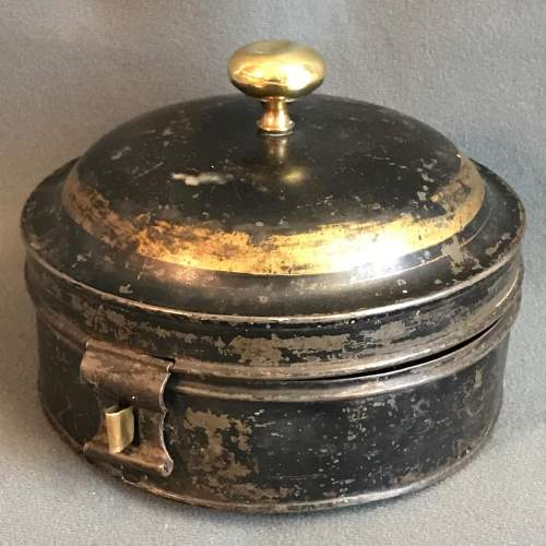Georgian Toleware Spice Box image-4