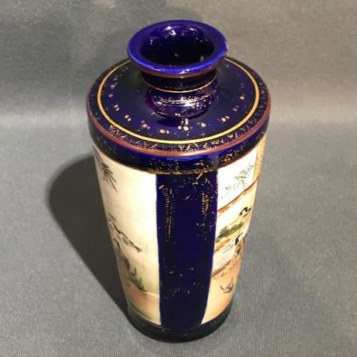 Meiji Period Satsuma Vase image-4