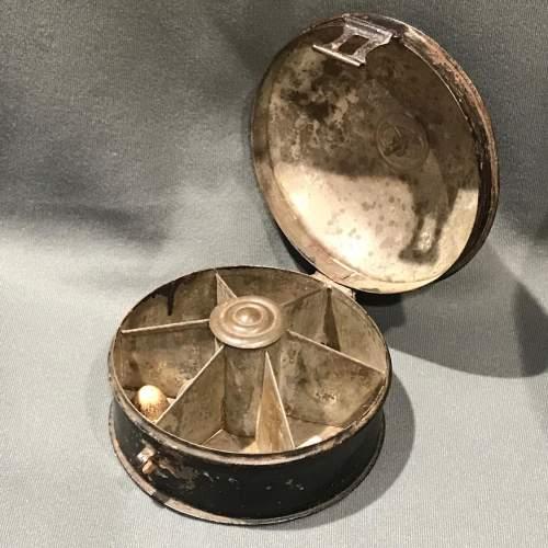19th Century Toleware Spice Box image-2