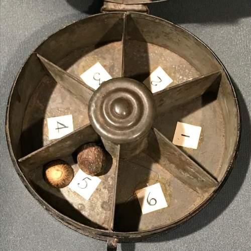 19th Century Toleware Spice Box image-3
