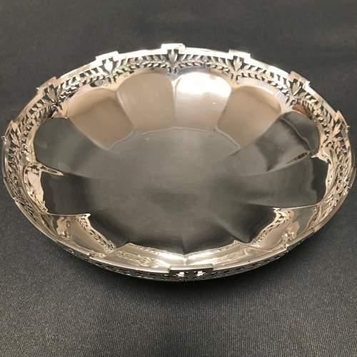 George V Silver Bowl image-4