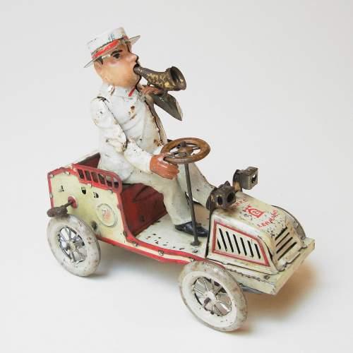 Lehmann Tut Tut Tin Plate Toy image-1