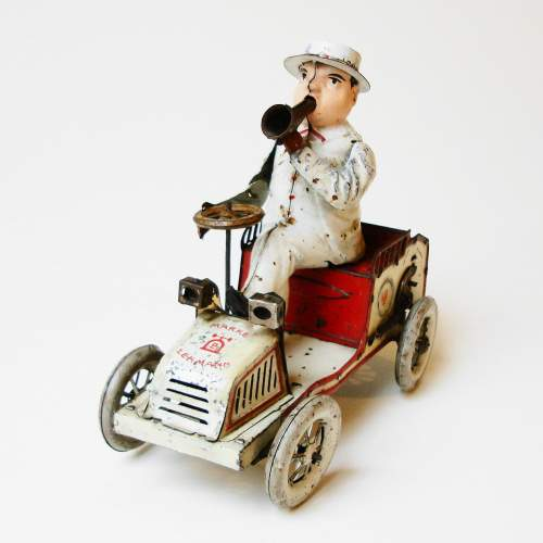 Lehmann Tut Tut Tin Plate Toy image-2