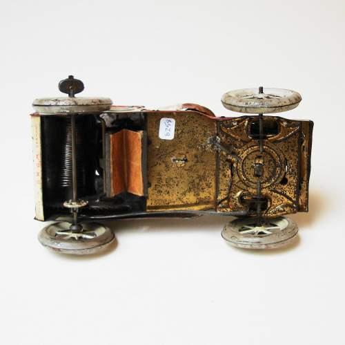 Lehmann Tut Tut Tin Plate Toy image-3