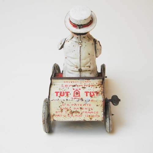 Lehmann Tut Tut Tin Plate Toy image-4