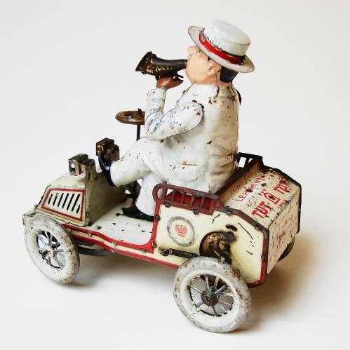 Lehmann Tut Tut Tin Plate Toy image-5