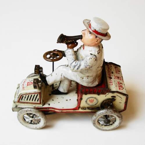 Lehmann Tut Tut Tin Plate Toy image-6
