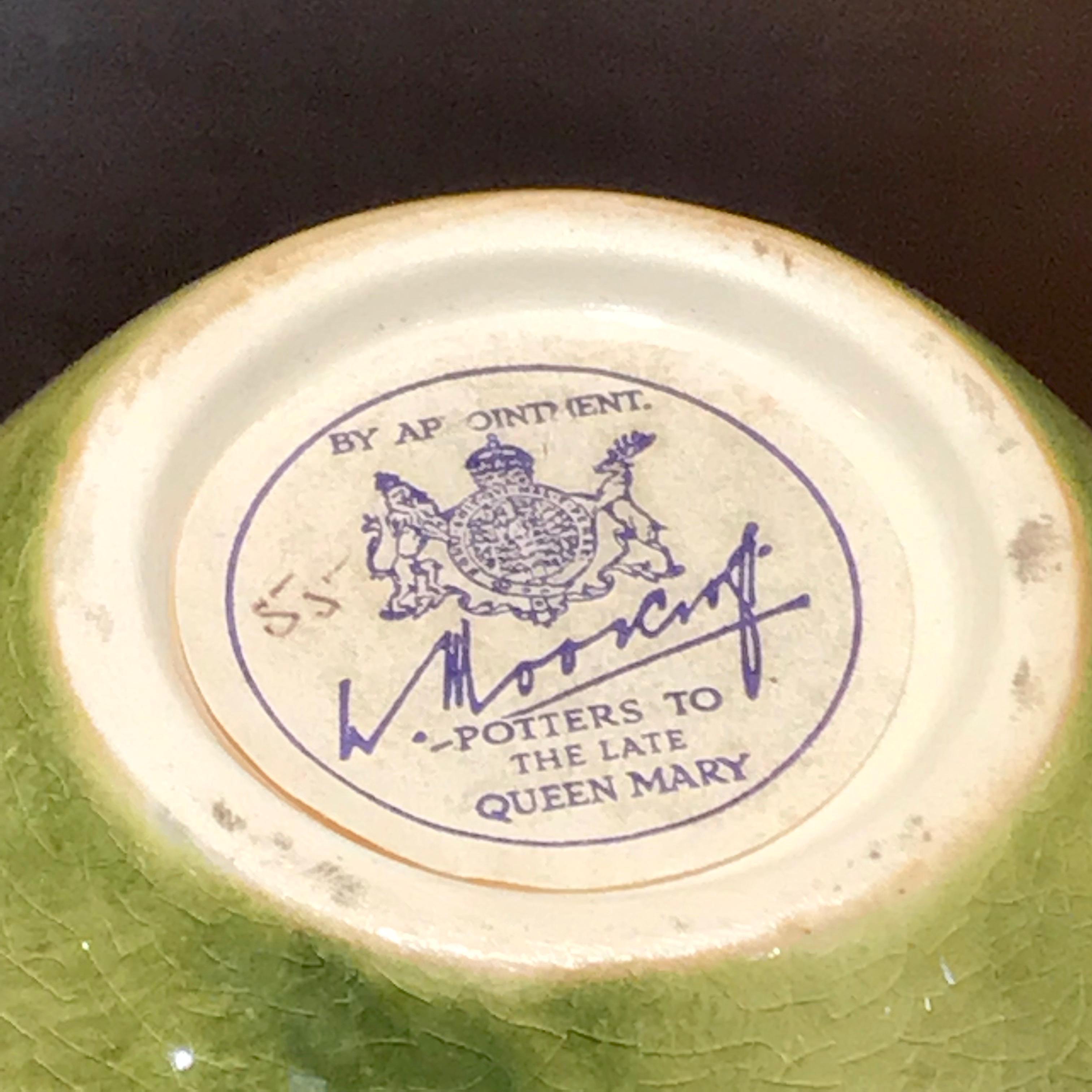 Walter Moorcroft Hibiscus Vase - Ceramics - Hemswell Antique