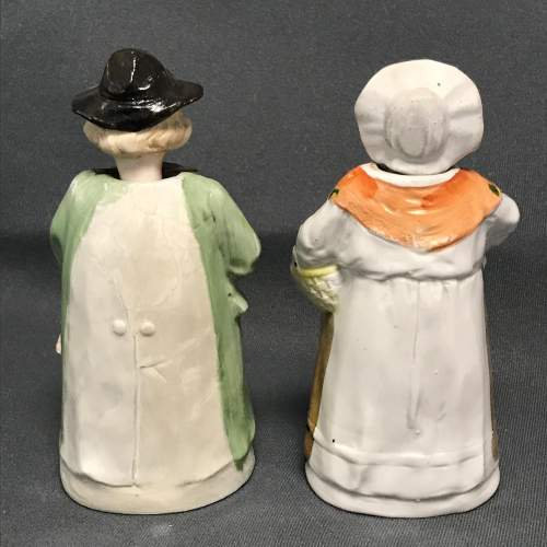 Pair of 19th Century Nodding Figures image-4