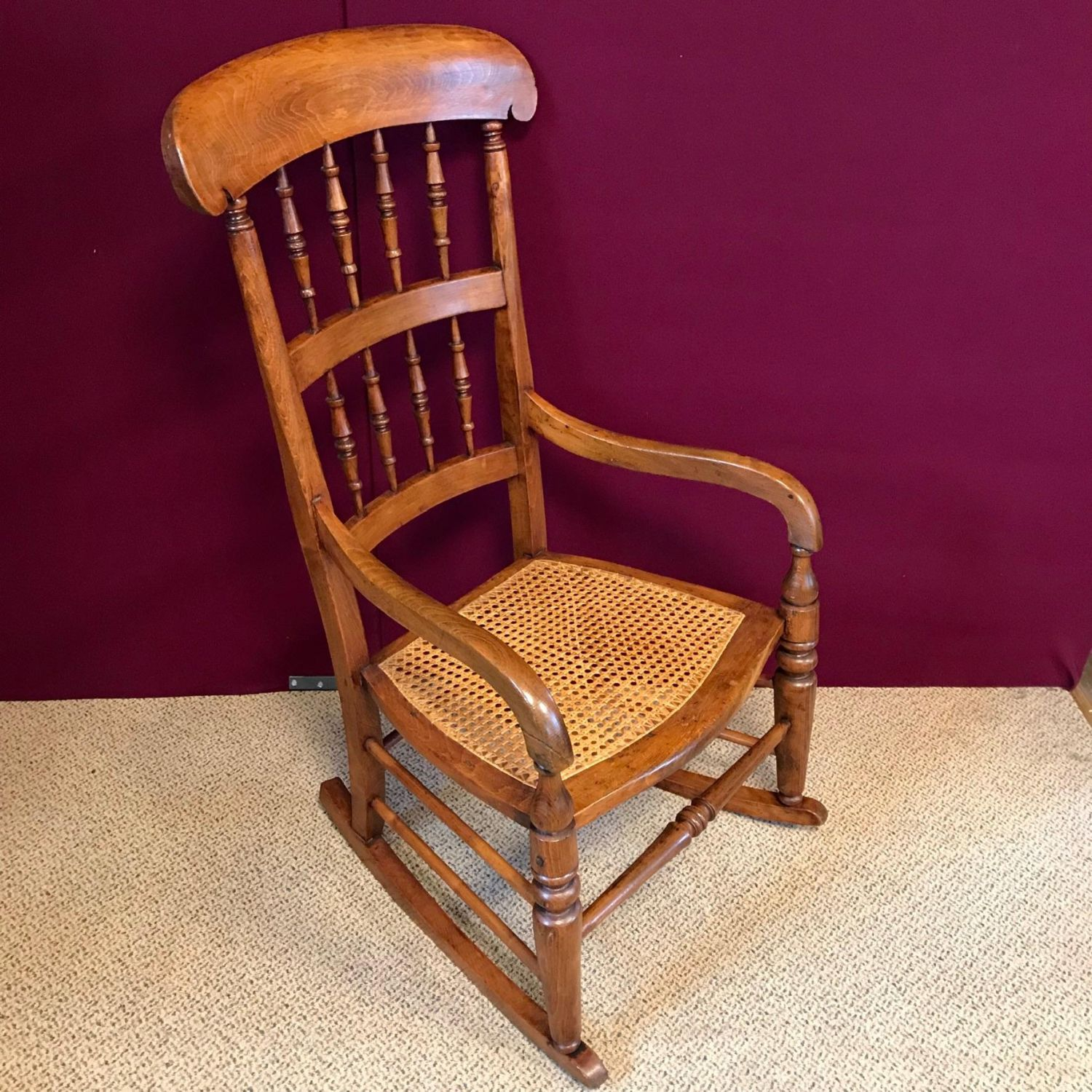 Furniture Victorian Rocking Chair Fine Quality Chairs