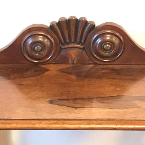 Victorian Rosewood Whatnot image-2