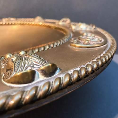 19th Century Brass Tazza image-2