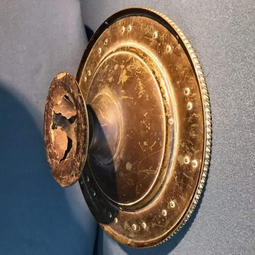 19th Century Brass Tazza image-5