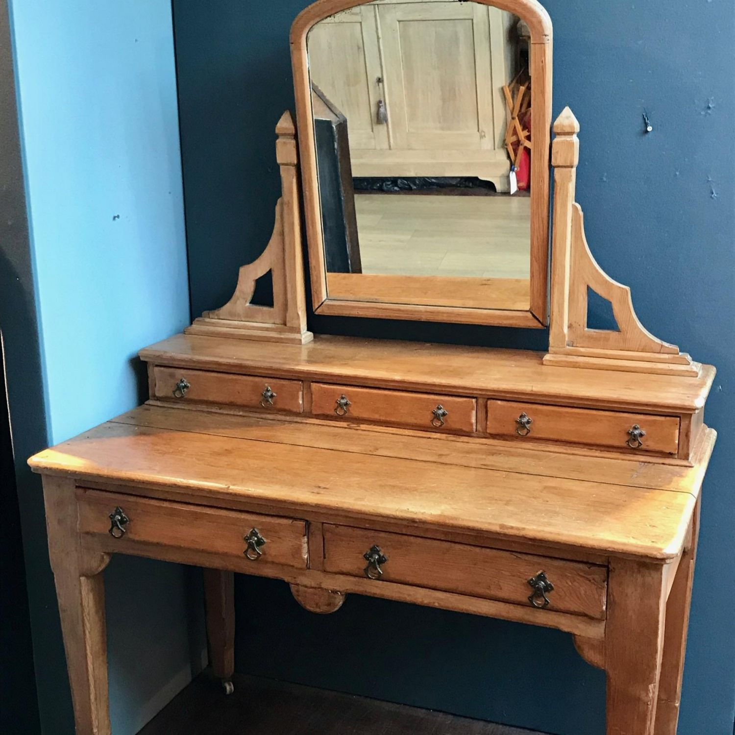 new products 8c159 6f193 Victorian Pine Dressing Table