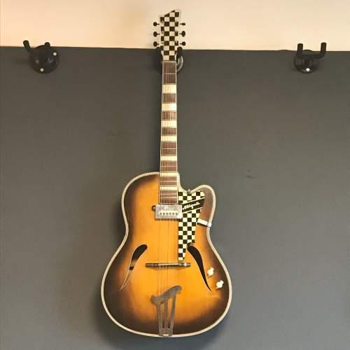 1950s Migma German Electric Guitar image-1