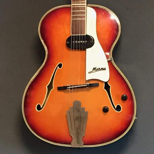 1950s Vintage Marina Electric Guitar image-3