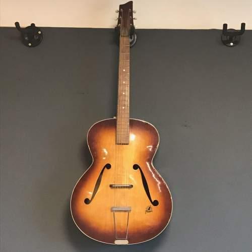 Vintage 1950s Frames German Guitar image-1