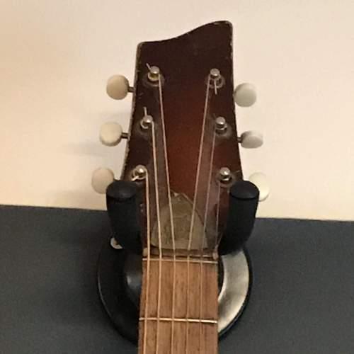 Vintage 1950s Frames German Guitar image-2
