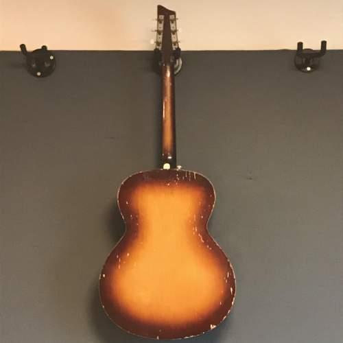 Vintage 1950s Frames German Guitar image-4