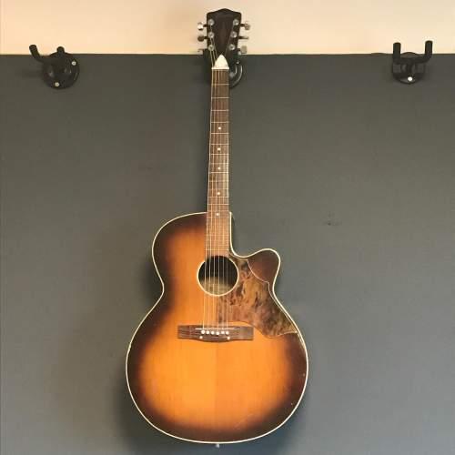 Vintage 1960s Framus Guitar image-1