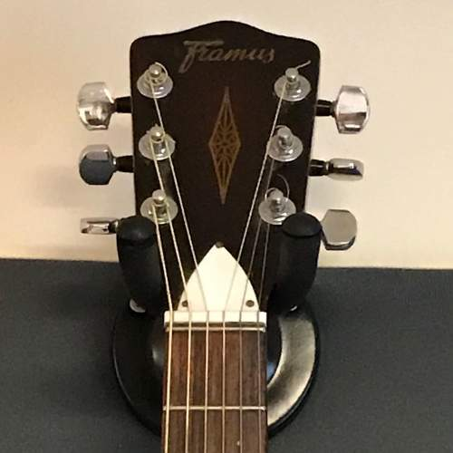 Vintage 1960s Framus Guitar image-2