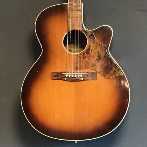 Vintage 1960s Framus Guitar image-3