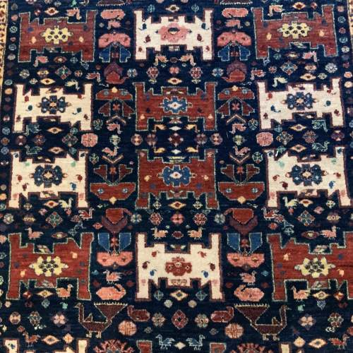 Superb Persian Hand Knotted Rug Bulurbaft Fine Quality image-2