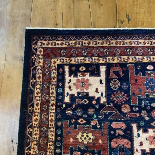 Superb Persian Hand Knotted Rug Bulurbaft Fine Quality image-3