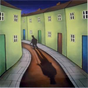 Shadows in Time by Paul Horton  102 / 195