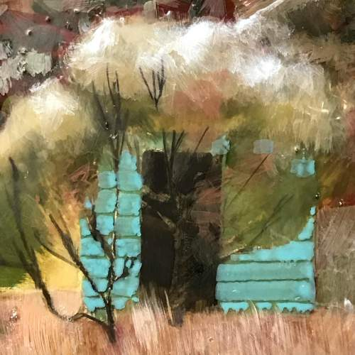 Mixed Media on Board by Lydia Bauman from her Australia Series image-2