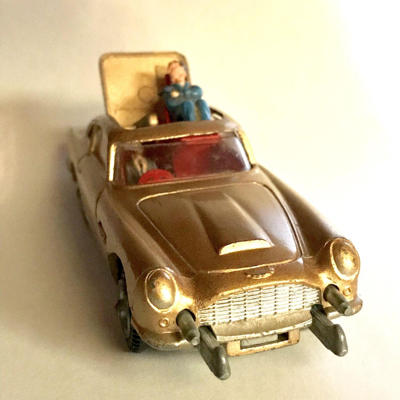 Corgi Toys 007 Aston Martin DB5