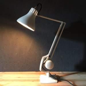 Hadrill Horstmann Simplus Counterbalance White Lamp
