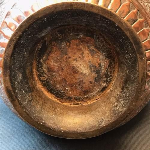 Decorative Middle Eastern Copper Tea Pot image-5