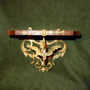 Ormolu Dragon Wall Brackets.JPG