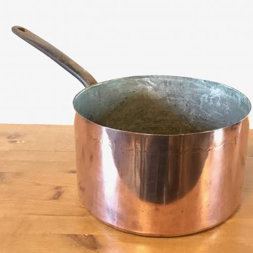 Large Copper Pan by Benham and Froud image-3