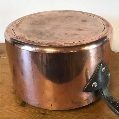 Large Copper Pan by Benham and Froud image-4