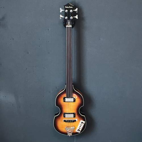 Harley Benton Violin Bass image-1