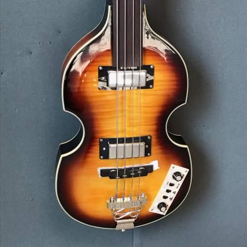 Harley Benton Violin Bass image-2
