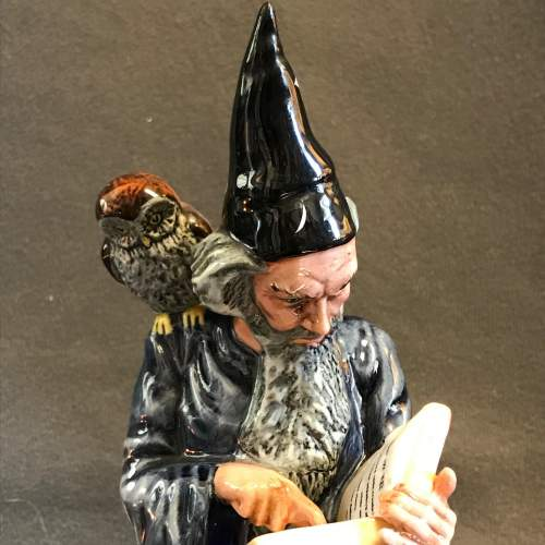 Royal Doulton The Wizard image-2
