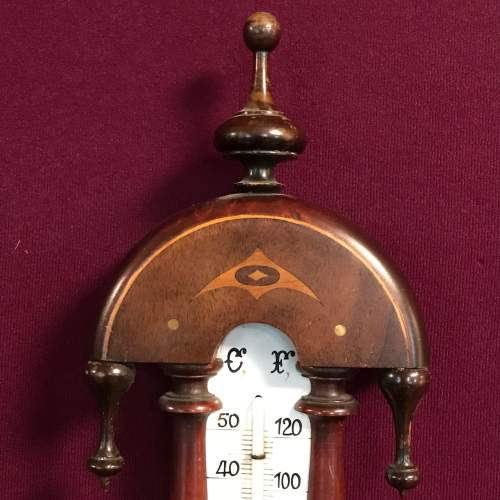 19th Century Aneroid Barometer by Lufte of Germany image-2