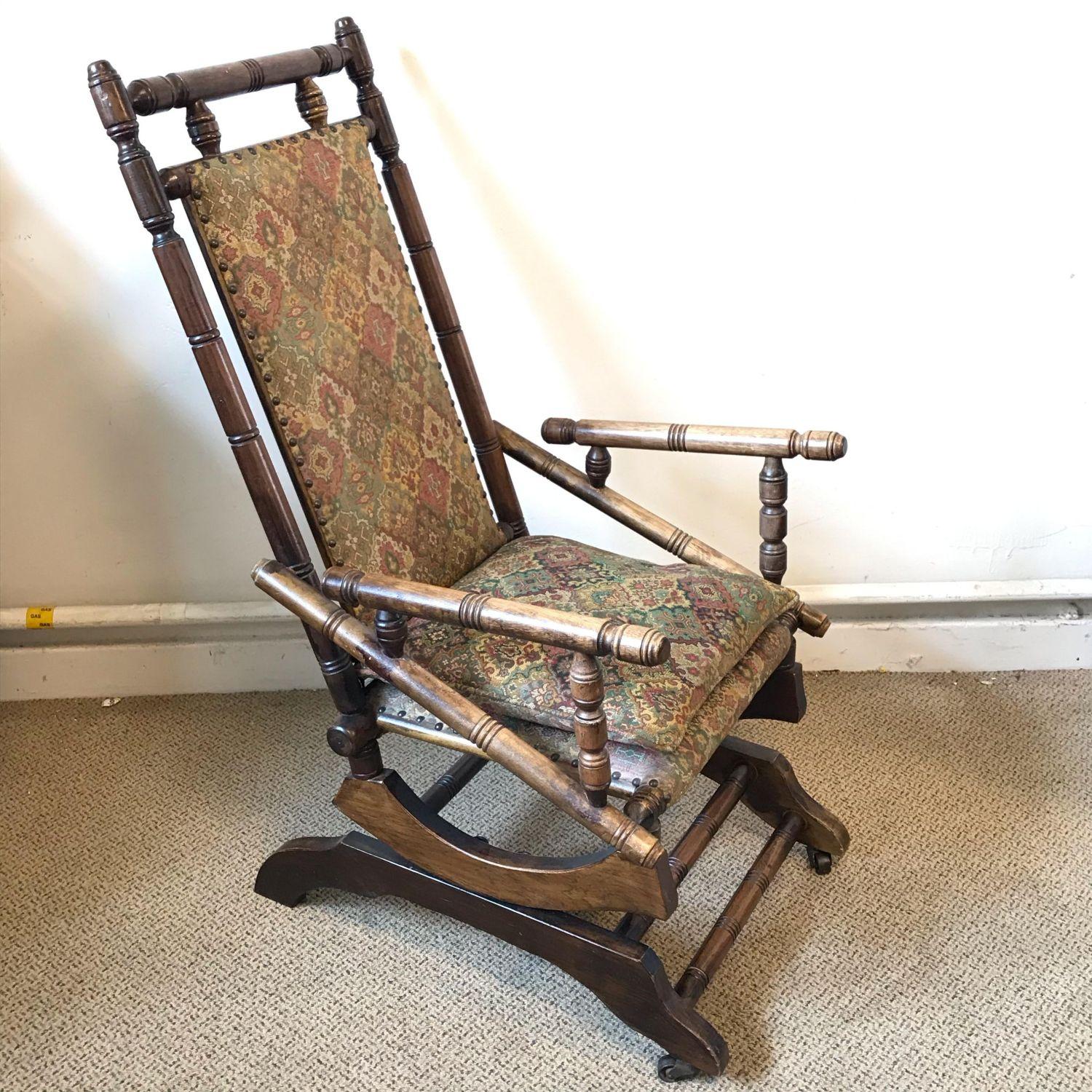 American Style Rocking Chair Antique Chairs Hemswell