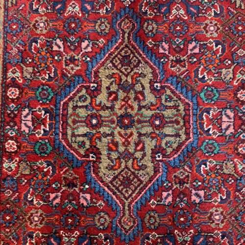 Hand Knotted Persian Rug Tadjabad A Hamadan Village image-2