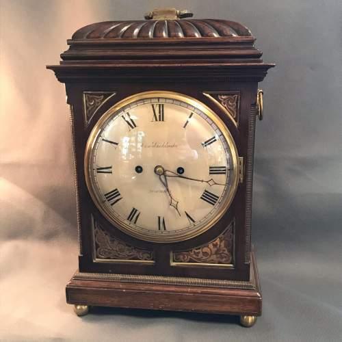 Regency Bracket Clock by John Sheldrake image-1