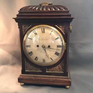 Regency Bracket Clock by John Sheldrake