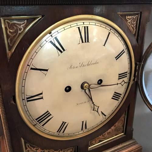 Regency Bracket Clock by John Sheldrake image-4