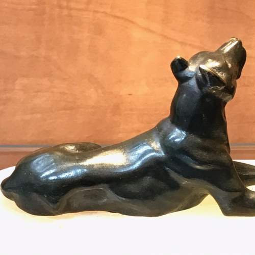 19th Century Animalier Bronze of a Mastiff Dog image-4