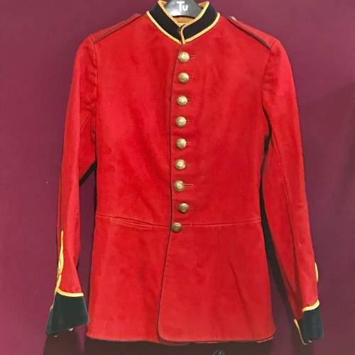 Edward VII Royal Engineers Dress Tunic image-1
