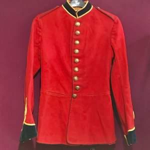 Edward VII Royal Engineers Dress Tunic